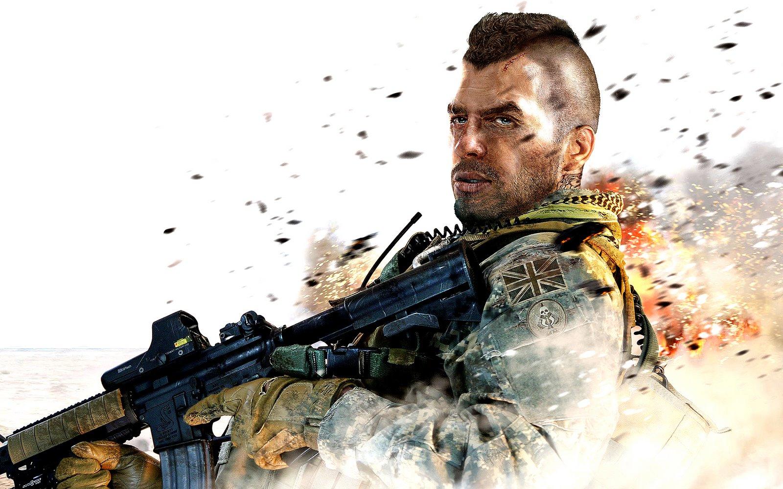 Call Of Duty Wallpaper Hd: Wallpapers Box: COD6 Modern Warfare 2 HD Wallpapers