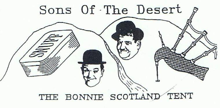 Bonnie Scotland: September Update