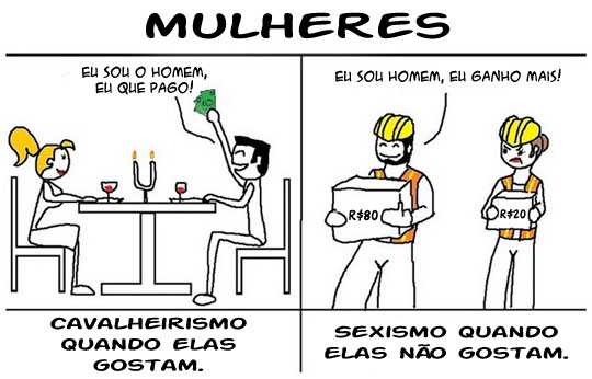 Double Standards In Relationships Quotes: Rir Sempre E Muito Bom