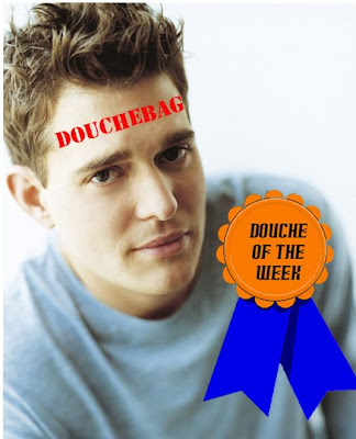 Nuthin But A V Thang Douche Of The Week Michael Buble