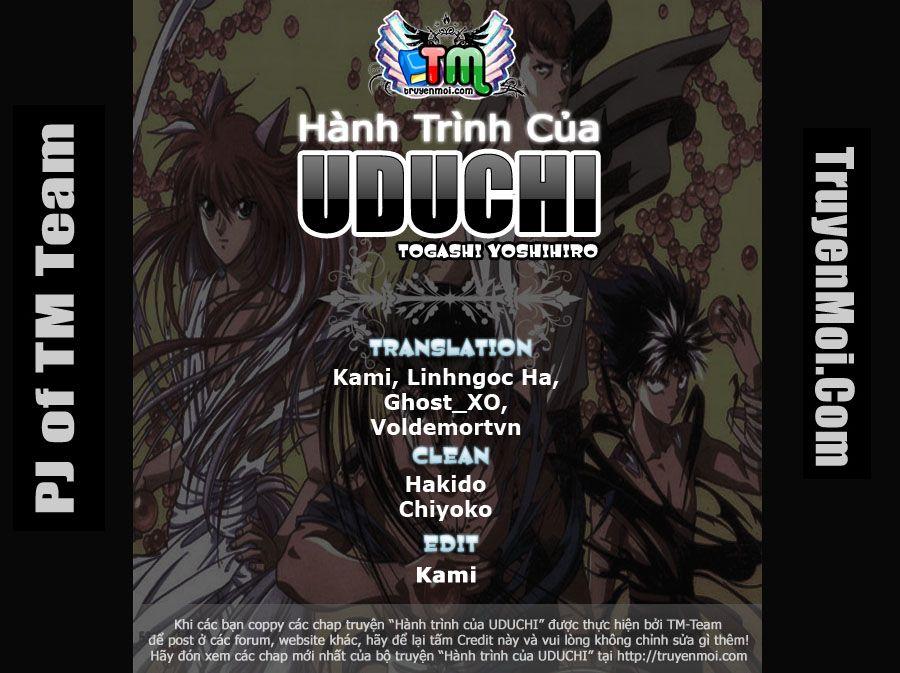 Hành trình của Uduchi chap 055: yoyo ma quỷ trang 1