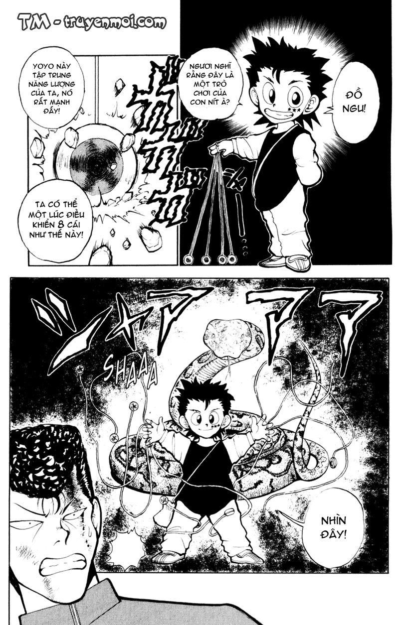 Hành trình của Uduchi chap 055: yoyo ma quỷ trang 7