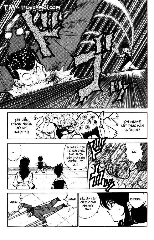 Hành trình của Uduchi chap 055: yoyo ma quỷ trang 11