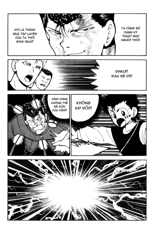 Hành trình của Uduchi chap 055: yoyo ma quỷ trang 19