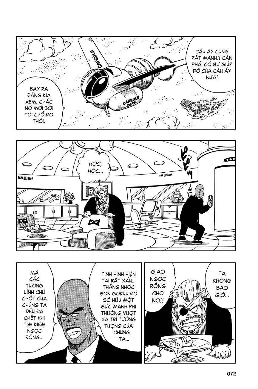 Dragon Ball chap 94 trang 12
