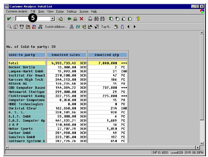 ERP SAP Sales Invoice ABAP Programming Report - SAP ABAP