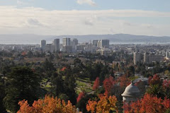 View from Mountain View Cemetery