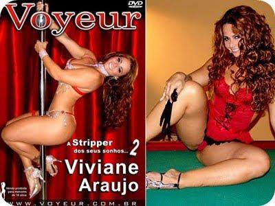 Viviane Araujo Dvd Voyeur 45
