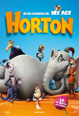 La Ciencia De La Vida Los Animalillos De Las Películas De Animación Xviii Horton Hears A Who