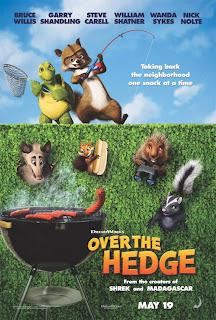 La Ciencia De La Vida Los Animalillos De Las Películas De Animación Iii Vecinos Invasores Over The Hedge