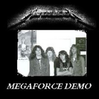 megaforce demo metallica