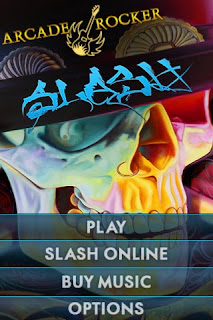 Slash's Arcade Rocker