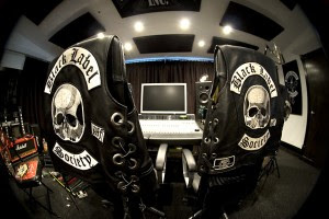 Black Label Society Bunker Studio