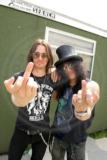 myles kennedy  slash