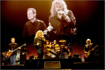 led zeppelin 02 arena