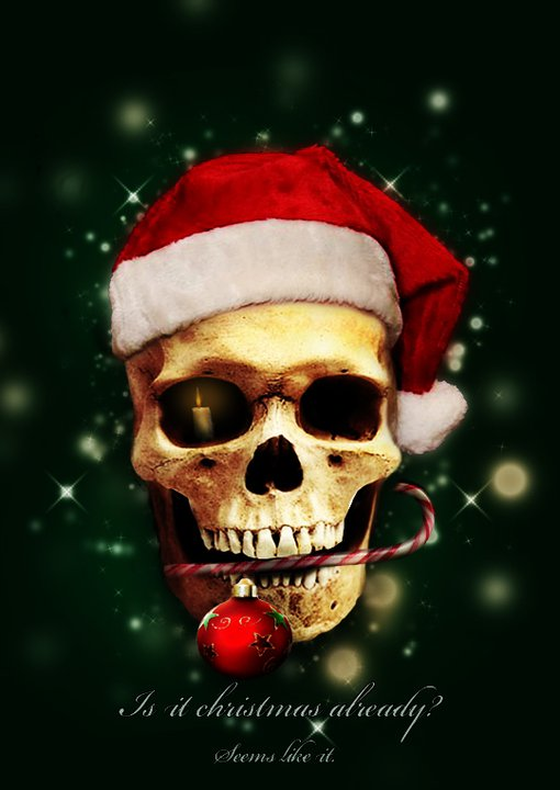 Zombie 3d Live Wallpaper Buon Natale Mydistortions Staff Mydistortions It