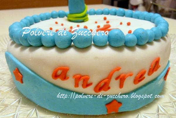 Una Torta Piccola Per Un Grande Uomo Polvere Di Zuccherocake