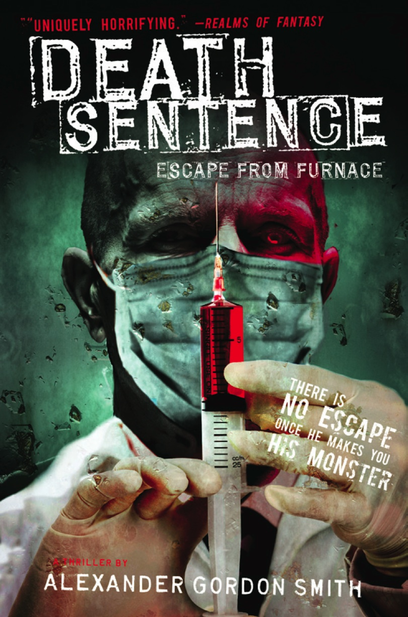 Book Reviews And More Death Sentence Escape From
