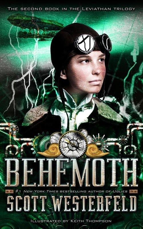 Throuthehaze Reads: Book Review: Behemoth by Scott Westerfeld