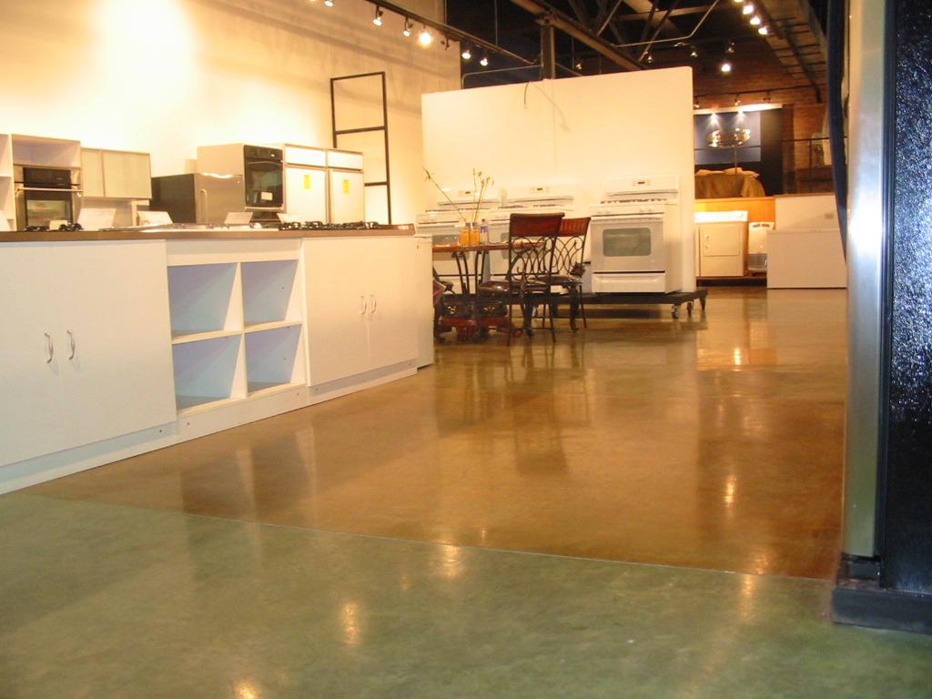 Estampados en pisos de concreto - Como limpiar piso de cemento pulido ...