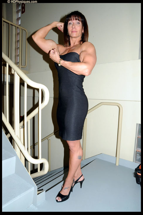 MuscleBaseBody: Iran handsome Female bodybuilders