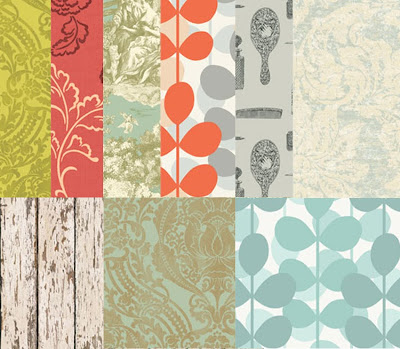 Benign Objects: Renters Rejoice: More Temporary Wallpaper!