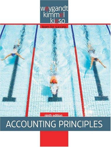 Accounting principles weygandt kimmel kieso 10th edition