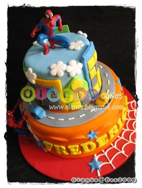 Boy Castle Cake Recipe