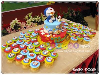 Doraemon Birthday Cake With Name