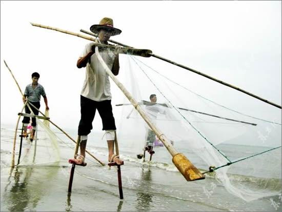Придумал рыболовную