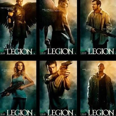 Legion Movie - Best Movies of 2010