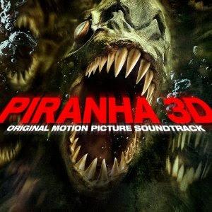 Piranha 3D Canção - Piranha 3D Música - Piranha 3D Trilha sonora