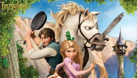 Raiponce le cheval maximus actu film - Raiponce maximus ...