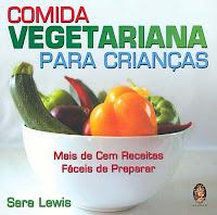 Comida Vegetariana para Crianças