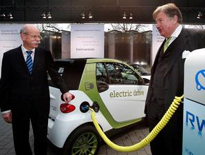 Where Do Electric Cars Obtain Their Energy