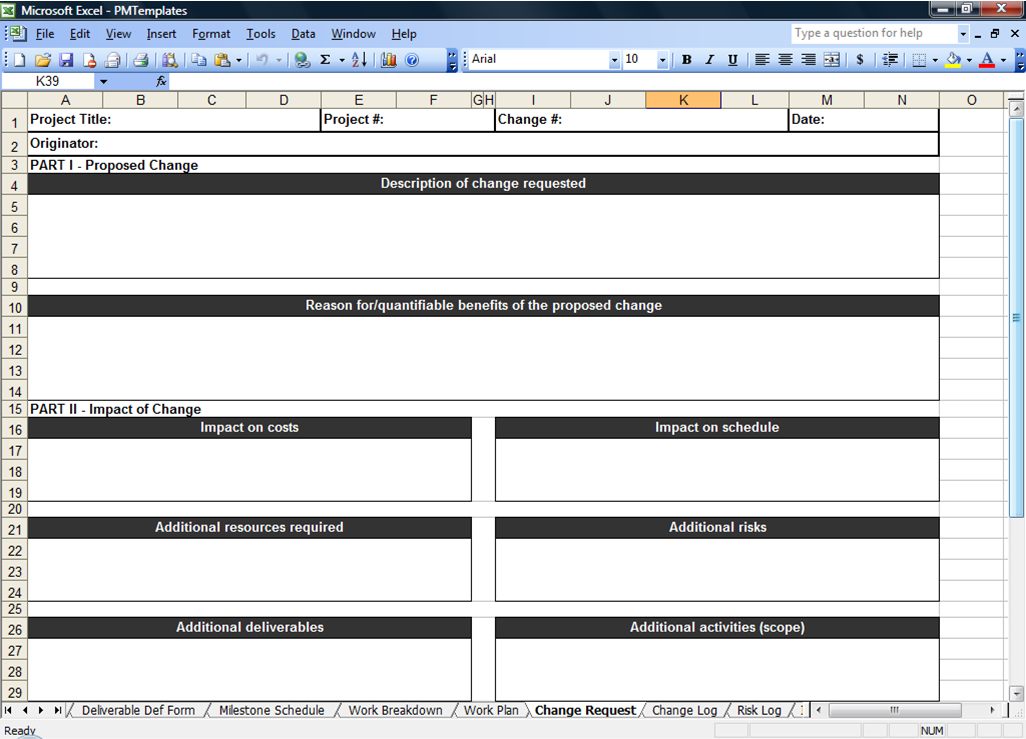 dashboard template excel 2010