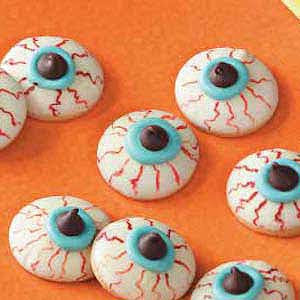 Food Corner: Eyeball Cookies Recipe