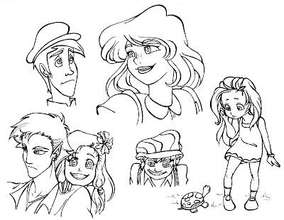 Disney character design wallpapersDisney Character Design
