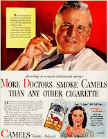 medicina, sigarette, fumo, pubblicità, spot