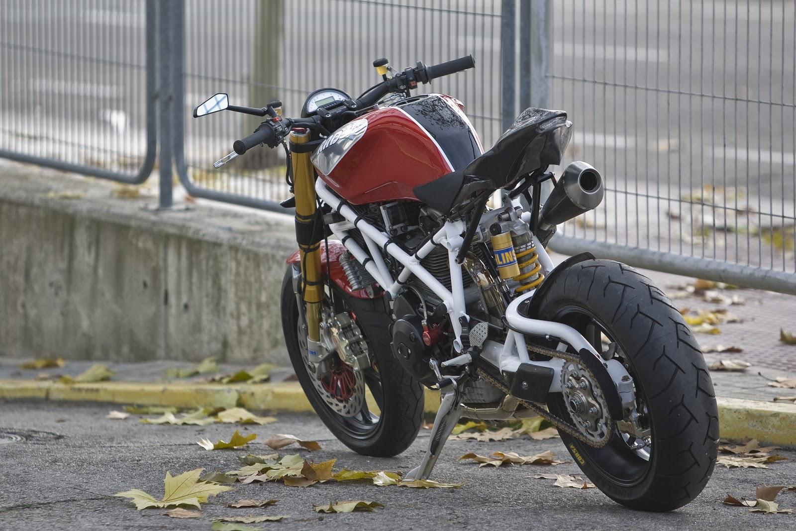 Rad02 Pursang By Radical Ducati Rocketgarage Cafe
