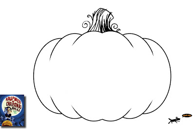 Pumpkin Coloring Pages Printable Templates