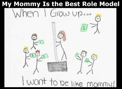 Yes I Like It: I Want to Be Like Mommy