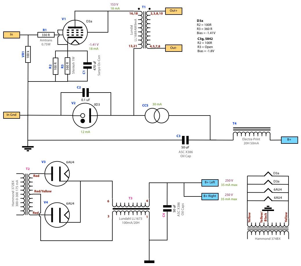 squier 51 wiring diagram 4 wire