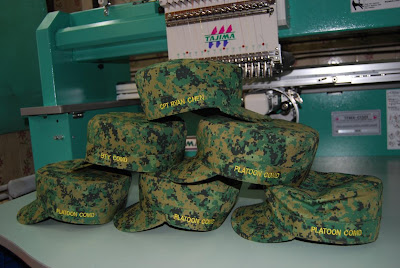 001fd6c196a SAF Jockey Caps Embroidery