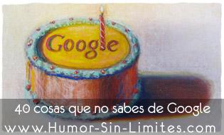google curiosidades