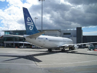 Air New Zealand, B737, ZK-NGK