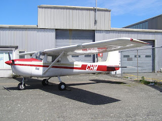 Sounds Air Ltd, Cessna C150D, ZK-CHM