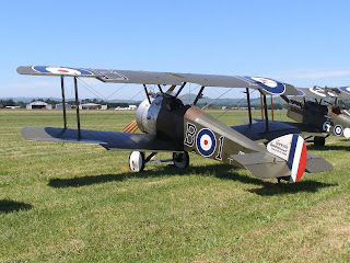Sopwith F.1 Camel Scout