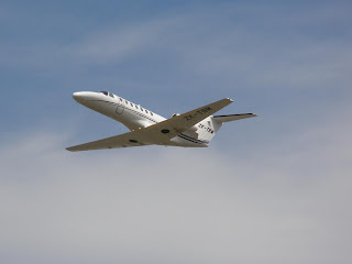 Cessna Citation Jet 3, ZK-TBM, Pacific Jets Ltd
