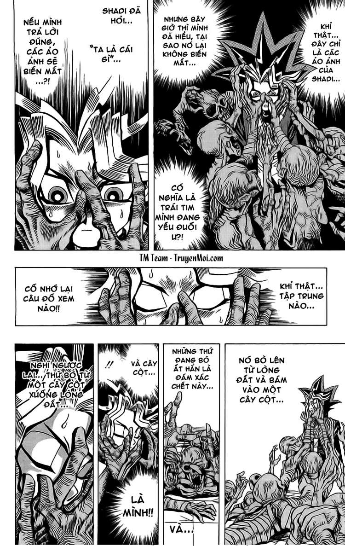 YUGI-OH! chap 17 - trò chơi bắt đầu trang 20